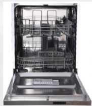 Teknix TBD605 Integrated Dishwasher